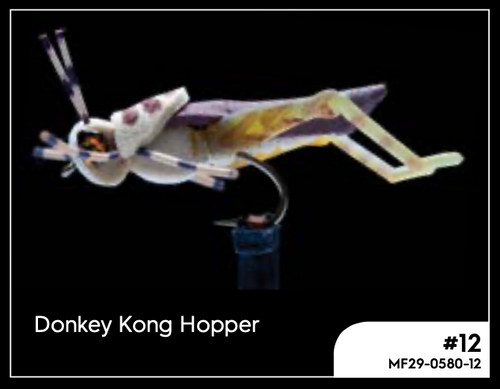 MANIC DONKEY KONG HOPPER #12 -  - Mansfield Hunting & Fishing - Products to prepare for Corona Virus