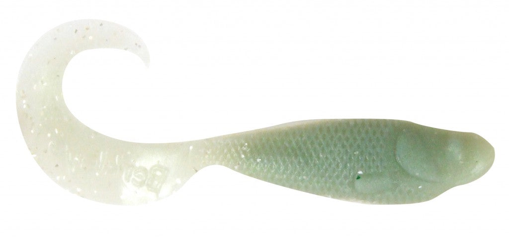 BERKLEY GULP 3 INCH SWIMMING MULLET - GREEN PRAWN - Mansfield Hunting & Fishing - Products to prepare for Corona Virus