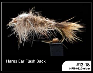 MANIC HARE EAR FLASH BACK -  - Mansfield Hunting & Fishing - Products to prepare for Corona Virus
