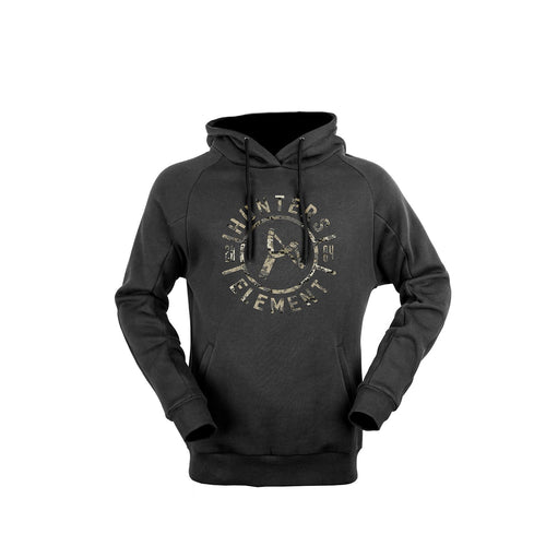 HUNTERS ELEMENT CARBON KIDS HOODIE - 4 - Mansfield Hunting & Fishing - Products to prepare for Corona Virus