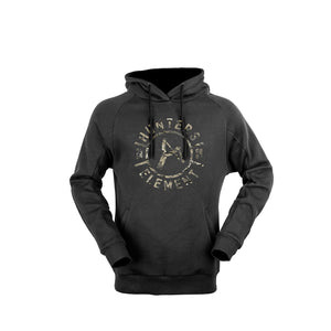 HUNTERS ELEMENT CARBON KIDS HOODIE -  - Mansfield Hunting & Fishing - Products to prepare for Corona Virus