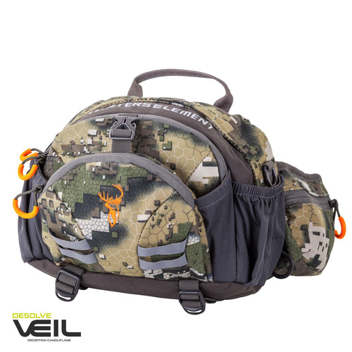 HUNTERS ELEMENT DIVIDE BELT BUMBAG DESOLVE VEIL -  - Mansfield Hunting & Fishing - Products to prepare for Corona Virus