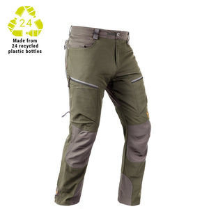 HUNTERS ELEMENT LEGACY TROUSER FOREST GREEN S -  - Mansfield Hunting & Fishing - Products to prepare for Corona Virus