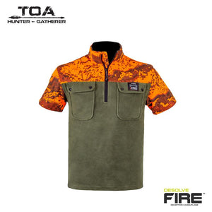 HUNTERS ELEMENT KIDS NGAHERE BUSH SHIRT -  - Mansfield Hunting & Fishing - Products to prepare for Corona Virus