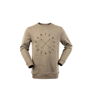 HUNTERS ELEMENT SPHERE SWEATER - KHAKI - S - Mansfield Hunting & Fishing - Products to prepare for Corona Virus