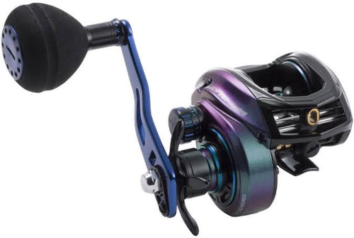ABU GARCIA SALTY STAGE JIGGING BAITCAST REEL -  - Mansfield Hunting & Fishing - Products to prepare for Corona Virus