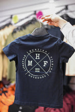 MHF KIDS LIFESTYLE TEE - NAVY -  - Mansfield Hunting & Fishing - Products to prepare for Corona Virus