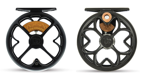ROSS COLORADO 2/3 REEL - BLACK -  - Mansfield Hunting & Fishing - Products to prepare for Corona Virus