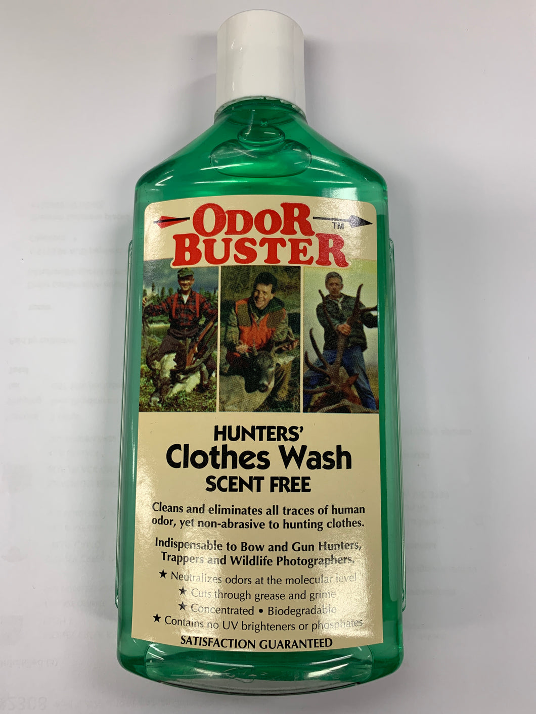 HUNTERS CLOTHES WASH 12OZ -  - Mansfield Hunting & Fishing - Products to prepare for Corona Virus
