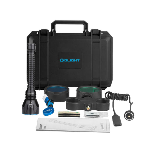 Olight Javelot Pro 2100 Lumen Long Range Hunting Kit -  - Mansfield Hunting & Fishing - Products to prepare for Corona Virus