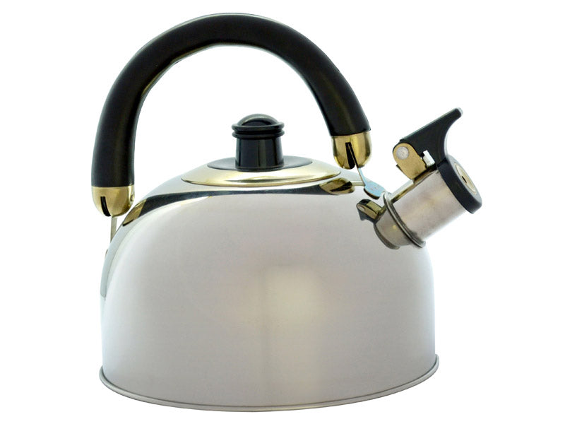 Outdoor Connection 2.5L Whistling Kettle -  - Mansfield Hunting & Fishing - Products to prepare for Corona Virus