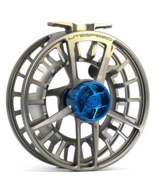 LAMSON LITESPEED M8 7/8 FLY REEL RIVIERA -  - Mansfield Hunting & Fishing - Products to prepare for Corona Virus