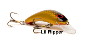 Oar-Gee Lil Ripper 1.2m Lure  - Assorted Colours -  - Mansfield Hunting & Fishing - Products to prepare for Corona Virus