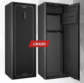 LOKAWAY LBA LARGE GUN SAFE - LBA20 -  - Mansfield Hunting & Fishing - Products to prepare for Corona Virus
