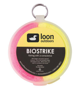LOON BIOSTRIKE PINK/ YELLOW -  - Mansfield Hunting & Fishing - Products to prepare for Corona Virus