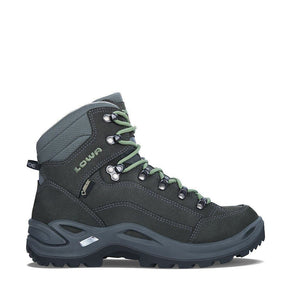 LOWA RENEGADE GTX MID WS GRAPHITE/JADE -  - Mansfield Hunting & Fishing - Products to prepare for Corona Virus