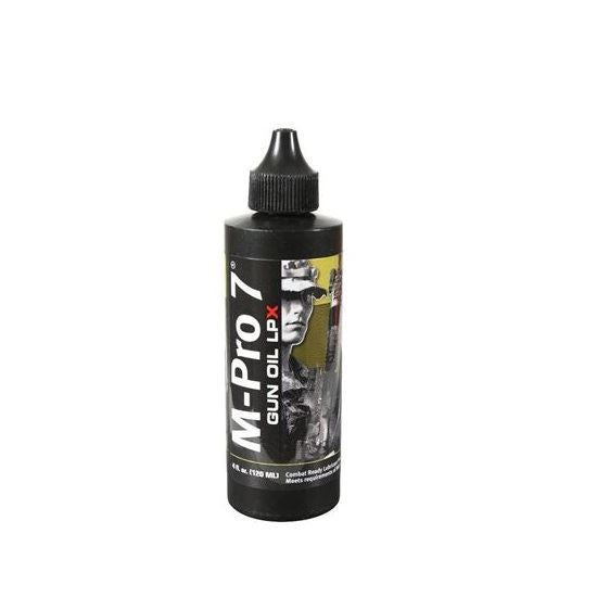M-PRO 7 GUN OIL LPX 4 FL -  - Mansfield Hunting & Fishing - Products to prepare for Corona Virus