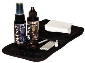 M-PRO 7 TACTICAL TRAVEL CLEANING KIT -  - Mansfield Hunting & Fishing - Products to prepare for Corona Virus