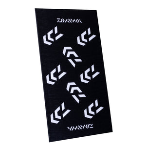 DAIWA NECK SCARF BLACK/WHITE -  - Mansfield Hunting & Fishing - Products to prepare for Corona Virus