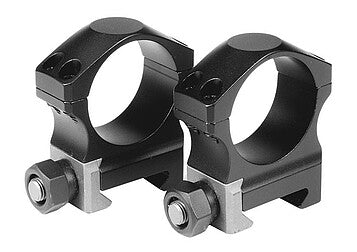 NIGHTFORCE X-TREME DUTY 30MM ULTRALITE RING SET HEIGHT: 1