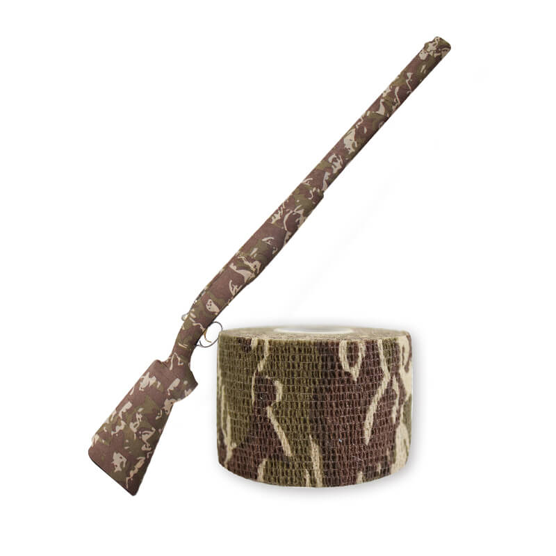 SPIKA CAMOUFLAGE WRAP NT BROWN