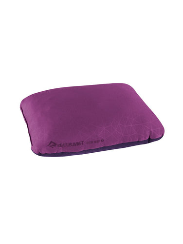 SEA TO SUMMIT FOAM CORE PILLOW REGULAR MAGENTA -  - Mansfield Hunting & Fishing - Products to prepare for Corona Virus