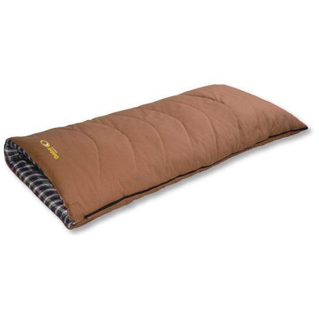 OUTDOOR CONNECTION JUPITER SLEEPING BAG 0 DEGREES -  - Mansfield Hunting & Fishing - Products to prepare for Corona Virus