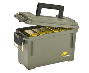 PLANO 30 CAL FIELD AMMO BOX -  - Mansfield Hunting & Fishing - Products to prepare for Corona Virus