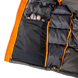 HUNTERS ELEMENT RAZOR ELITE JACKET GREY/BLACK -  - Mansfield Hunting & Fishing - Products to prepare for Corona Virus