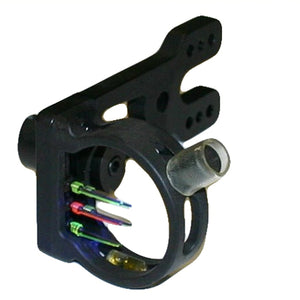 Redzone 5 Pin Fibre Optic Sight with Bonus UV LED Light!
