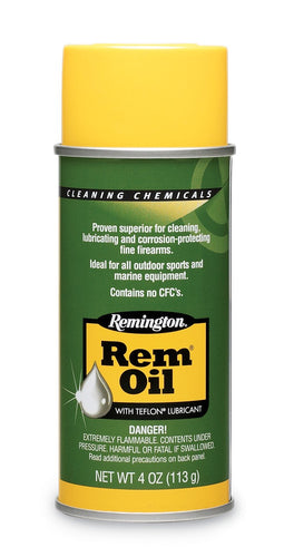 REM OIL SPRAY CAN 4 OZ
