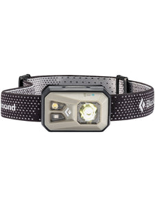 BLACK DIAMOND REVOLT HEADLAMP F17 NICKEL BLACK -  - Mansfield Hunting & Fishing - Products to prepare for Corona Virus