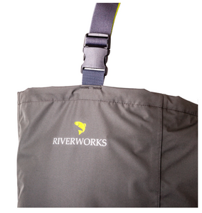 RIVERWORKS RISE WADER -  - Mansfield Hunting & Fishing - Products to prepare for Corona Virus