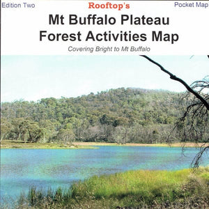 ROOFTOPS - MT BUFFALO PLATEU FOREST ACTIVITIES MAP -  - Mansfield Hunting & Fishing - Products to prepare for Corona Virus