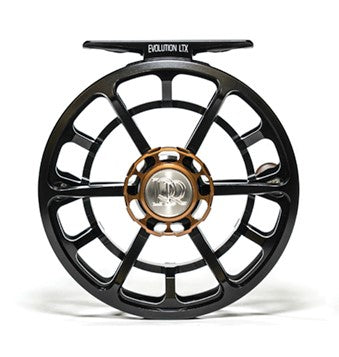 ROSS EVOLUTION LTX 3/4 REEL - BLACK -  - Mansfield Hunting & Fishing - Products to prepare for Corona Virus