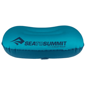 SEA TO SUMMIT AEROS ULTRALIGHT PILLOW LARGE AQUA -  - Mansfield Hunting & Fishing - Products to prepare for Corona Virus