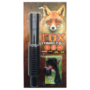 FOX COMBO SHAKER FOX CALL -  - Mansfield Hunting & Fishing - Products to prepare for Corona Virus