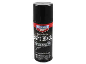 BIRCHWOOD CASEY SIGHT BLACK 8.25OZ AEROSOL