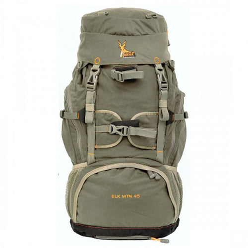 Markhor Elk Mountain Evo 45 Green Backpack -  - Mansfield Hunting & Fishing - Products to prepare for Corona Virus