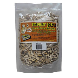 SMOKIN JOES WOOD CHIPS - HICKORY -  - Mansfield Hunting & Fishing - Products to prepare for Corona Virus