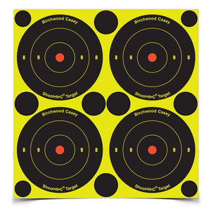 BIRCHWOOD CASEY SHOOT N C REACTIVE TARGETS 240 PACK -  - Mansfield Hunting & Fishing - Products to prepare for Corona Virus
