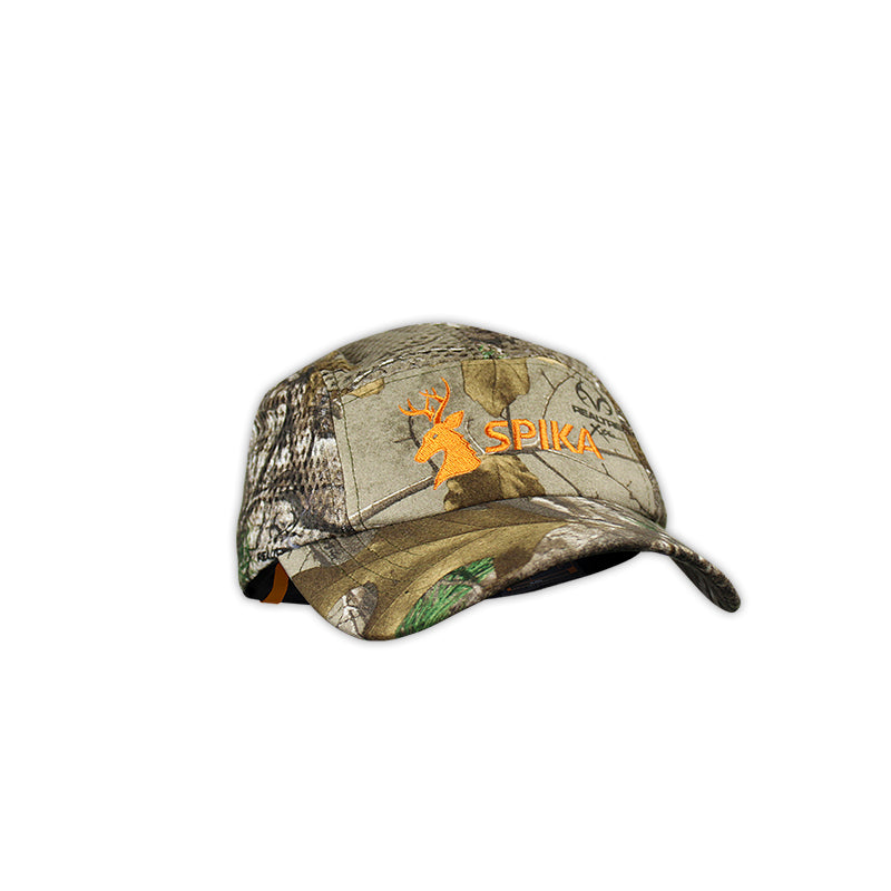 SPIKA Airflux 5-Panel Cap - Camo -  - Mansfield Hunting & Fishing - Products to prepare for Corona Virus