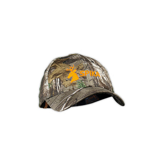 SPIKA Camouflage Cap Orange - H-300