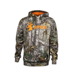 SPIKA - Men's Go Hoodie - CAMO - GHC - 2XL / CAMO - Mansfield Hunting & Fishing - Products to prepare for Corona Virus