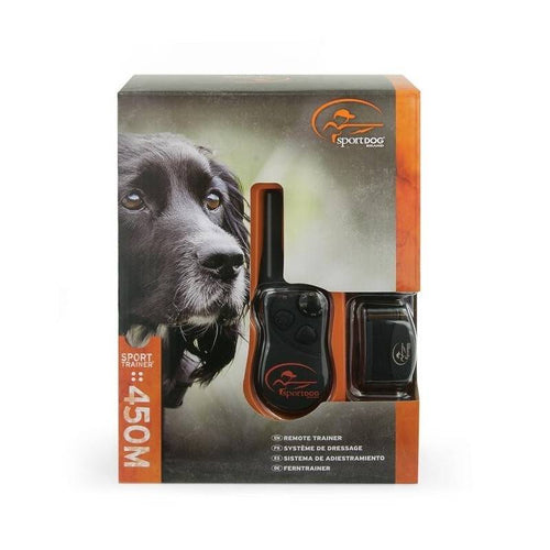 SPORTDOG SPORT TRAINER 450M REMOTE TRAINER -  - Mansfield Hunting & Fishing - Products to prepare for Corona Virus