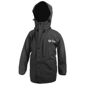 STONEY CREEK KIDS STORM CHASER JACKET - BAYLEAF/BLACK - 4 - Mansfield Hunting & Fishing - Products to prepare for Corona Virus
