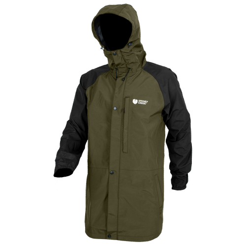 STONEY CREEK CREEK CROSSER JACKET - 2XL - Mansfield Hunting & Fishing - Products to prepare for Corona Virus