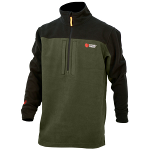 STONEY CREEK M2 WINDPROOF SHIRT - BAY/BLACK - 2XL / BAY/BLK - Mansfield Hunting & Fishing - Products to prepare for Corona Virus