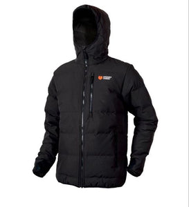 STONEY CREEK THERMOTOUGH JACKET - BLACK -  - Mansfield Hunting & Fishing - Products to prepare for Corona Virus