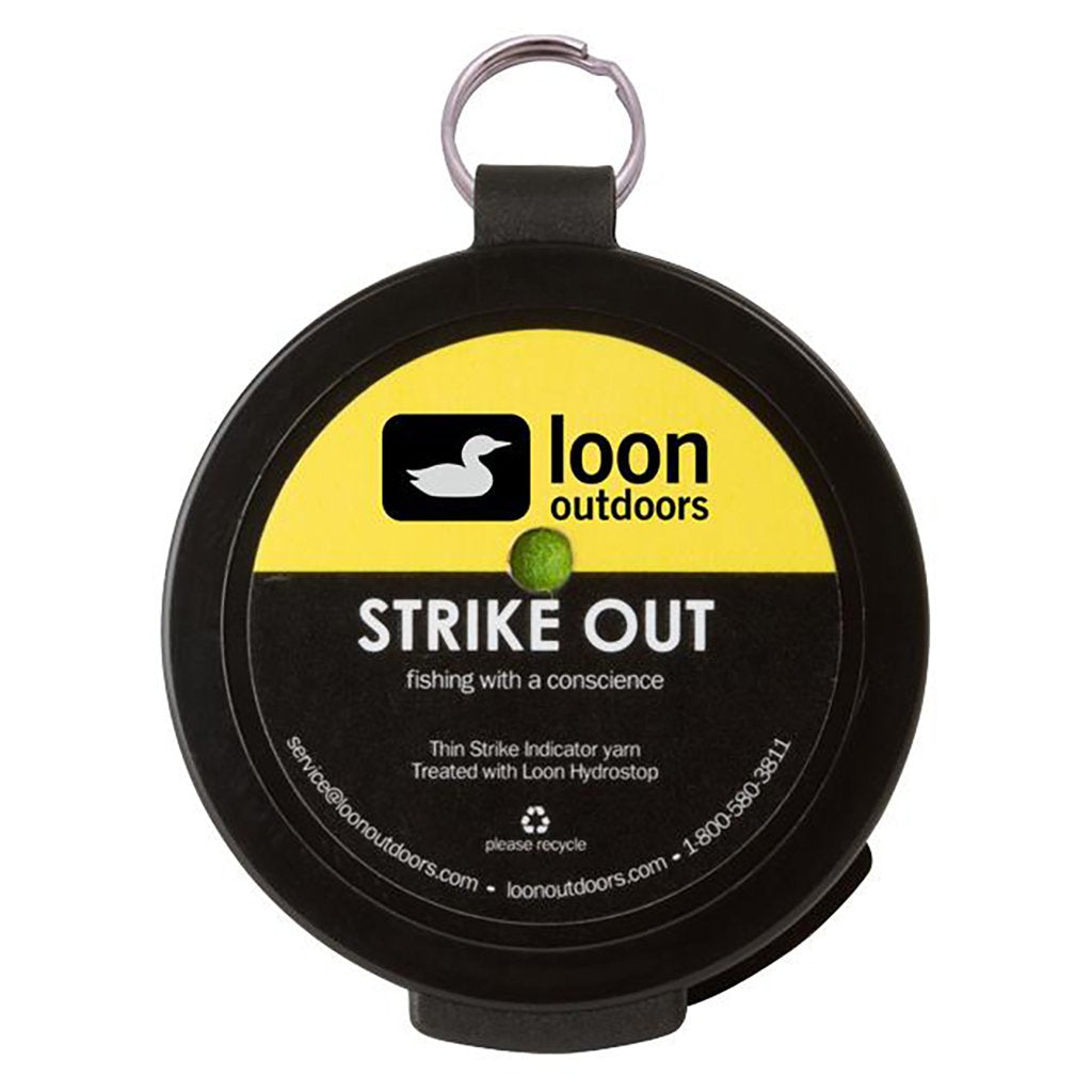LOON STRIKE OUT - YELLOW -  - Mansfield Hunting & Fishing - Products to prepare for Corona Virus